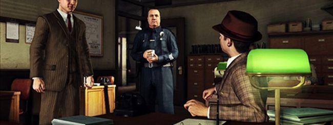 L.A. Noire: serviranno circa 30 ore per completare le missioni principali