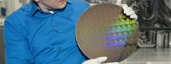 IBM annuncia un chip a 5 nanometri