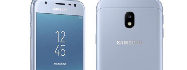 Samsung Galaxy J3 (2017), immagini e specifiche