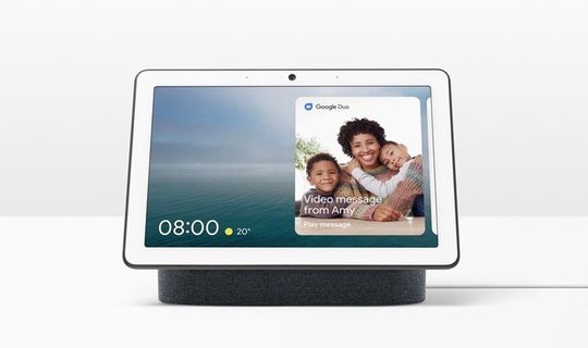 Nest Hub Max, il display intelligente di Google