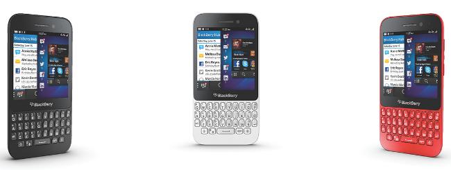 BlackBerry Q5 è il nuovo smartphone con BB10