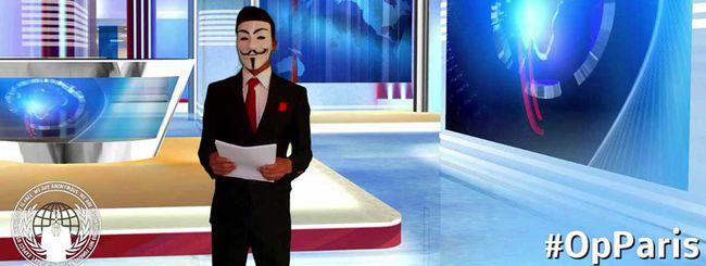 Falsi annunci e denunce, Anonymous ha un problema
