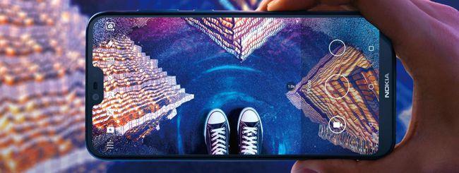 Nokia 6.1 Plus e la scomparsa del notch