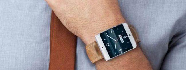 iWatch: nuovo concept dell'orologio intelligente