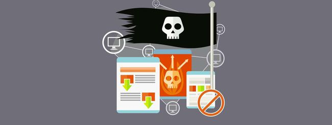 Zero efficacia contro la pirateria anche in Italia