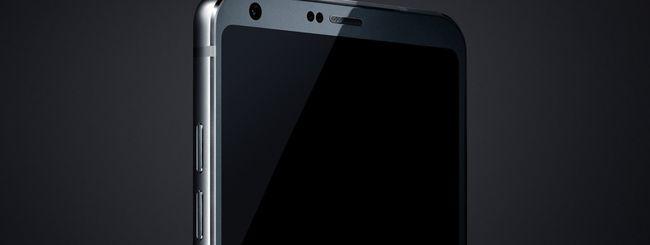 LG G6, prima immagine ufficiale