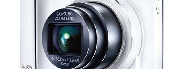 Samsung Galaxy Camera, la fotocamera con Android