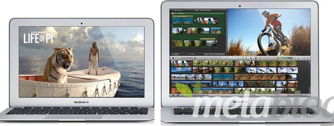 MacBook Air, i primi benchmark confermano le 12 ore di autonomia