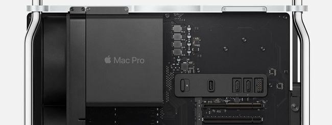 Mac Pro: gli SSD hanno connettori proprietari
