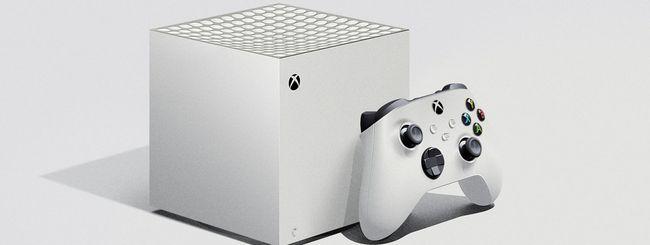 Xbox Series S, emergono foto e video del controller