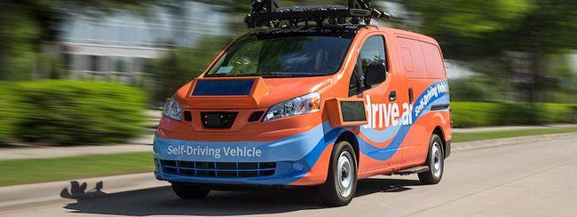 Apple conferma l'acquisizione di Drive.ai, startup di guida autonoma
