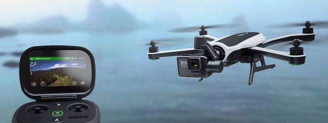 Black Friday Amazon, drone GoPro Karma in offerta