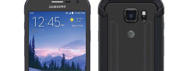Samsung svela il Galaxy S6 Active per errore