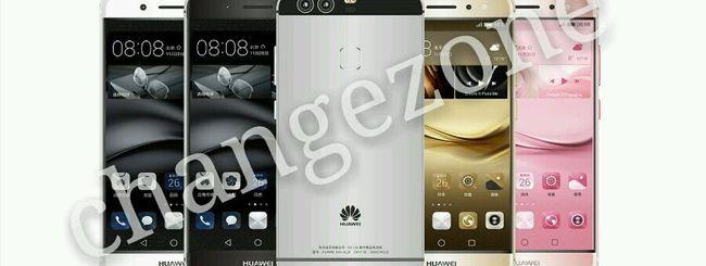 Huawei P9, display full HD e processore Kirin 955?