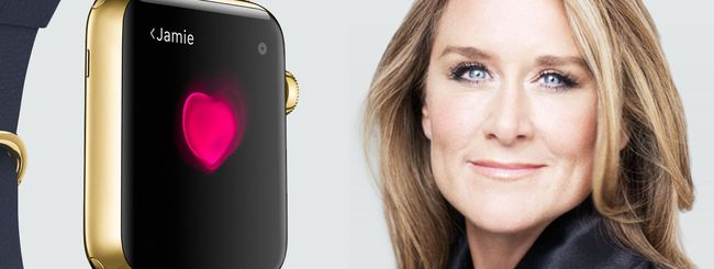 Angela Ahrendts tra Apple Watch e il nuovo MacBook