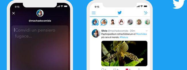 Twitter introduce i Fleet: i tweet spariscono dopo 24 ore
