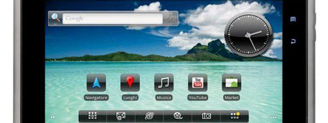 Olivetti presenta i tablet OliPad 7 e OliPad 110