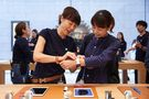 iPhone XS e Apple Watch Series 4 - Code davanti gli Apple Store