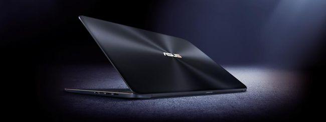 ASUS ZenBook Pro 15, nuovo modello con Core i9