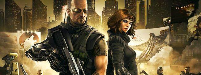 Deus Ex: The Fall annunciato da Square Enix