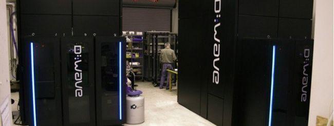 La NSA vuole costruire un computer quantistico