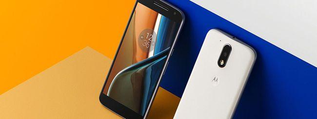 Moto G4 e G4 Plus, nuovi smartphone Android