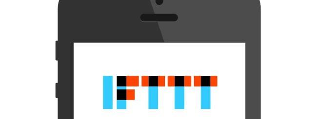 IFTTT, automazione dei task anche su iPhone