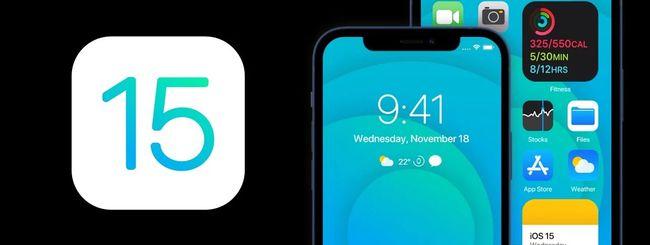 iOS 15: un indizio svela come sarà l'interfaccia grafica