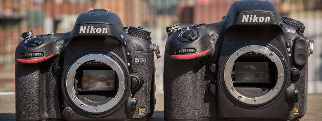 Nikon D800 e D600, nuovi aggiornamenti firmware