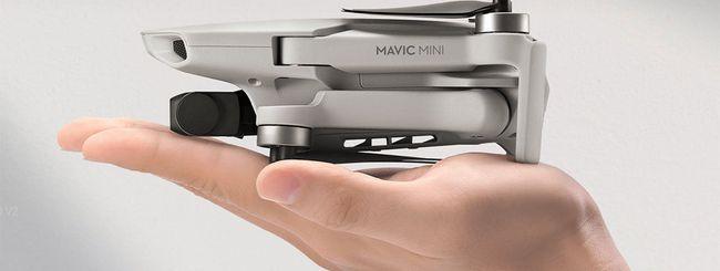 DJI Mavic Mini ufficiale: prezzo e caratteristiche