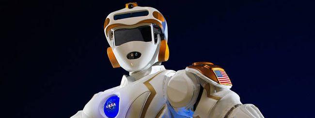 NASA, robot Valkyrie aiuterà a colonizzare Marte