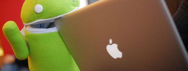 Smartphone, Android domina ancora negli USA