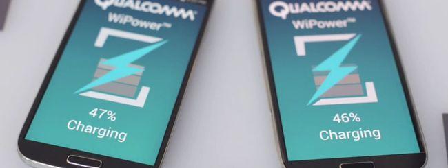 Qualcomm WiPower, ricarica wireless per metallo