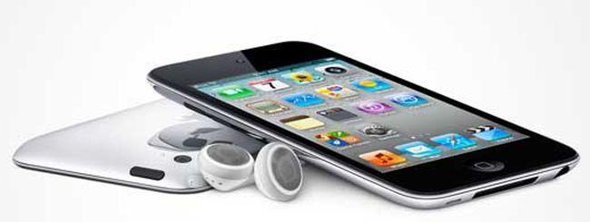 iPod, Touch in bianco e prezzi ridotti per il Nano