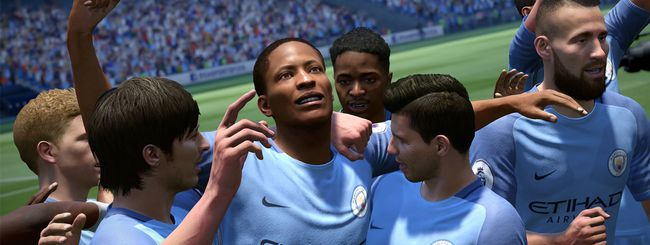 FIFA 17: disponibile il primo aggiornamento