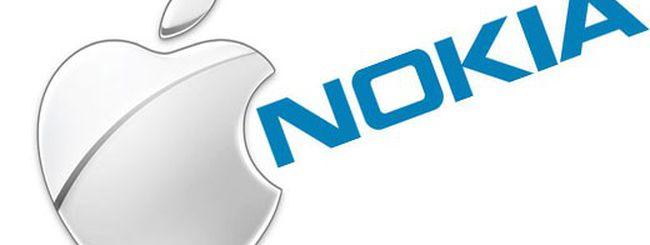 Apple vs Nokia, il primo round è della Mela