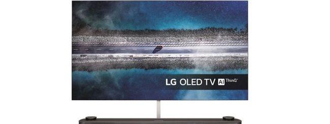 I prezzi delle TV LG per il 2019