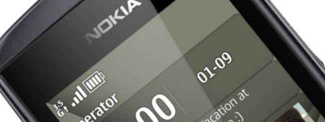 Nokia Asha 300: smartphone 3G a 119€