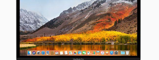 macOS High Sierra: risolto il bug APFS
