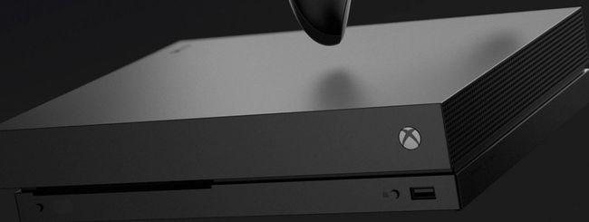 Xbox One X: partenza lanciata per GameStop