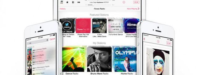 iTunes Radio non basta: Apple al lavoro per arginare il calo dei download musicali