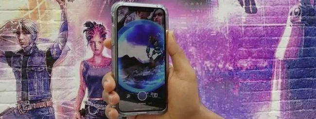 Facebook, realtà aumentata sui poster dei film