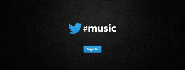 Twitter #music per iPhone sbarca in Italia