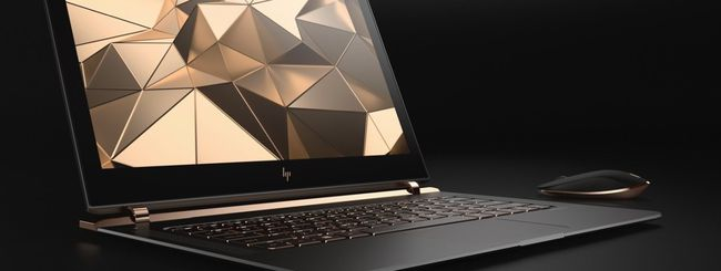 HP Spectre 13, il notebook più sottile del mondo