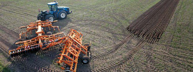 Precision Farming: call da New Holland e growITup