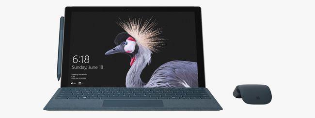 Surface Pro, le prime immagini del nuovo modello