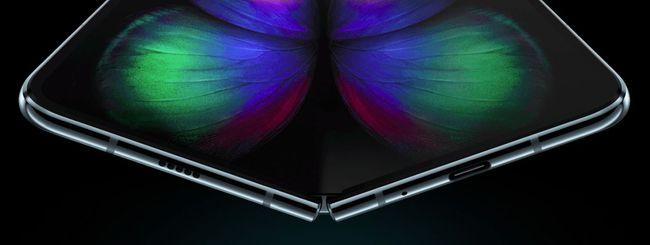 Samsung Galaxy Fold, corretti i difetti di design