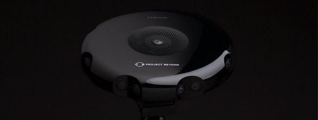 Samsung Project Beyond, per creare mondi virtuali