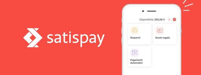 Satispay, arrivano i pagamenti automatici