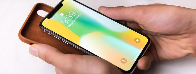 iPhone X: linee verdi a schermo e speaker rumorosi